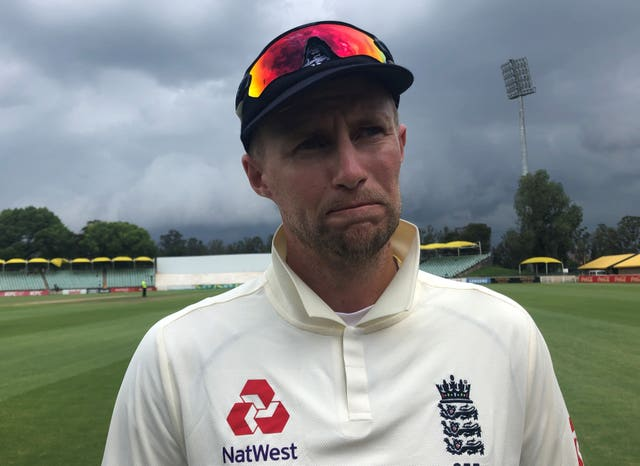Captain Joe Root is the latest England player to fall ill