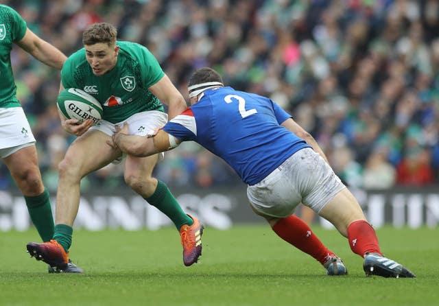 Ireland v France – Guinness Six Nations – Aviva Stadium