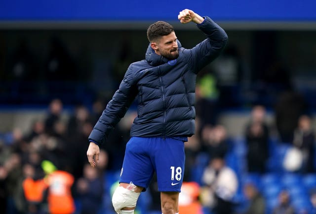 Olivier Giroud has answered Chelsea's call for a focal point in the absence of Tammy Abraham