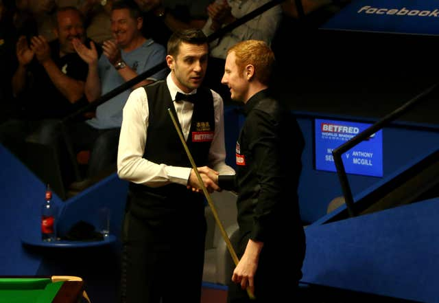 Snooker – Betfred World Championship – Day Seven – Crucible Theatre
