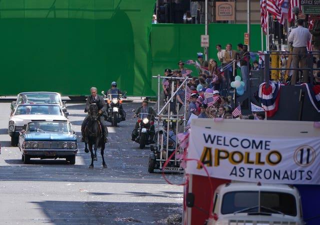 Indiana Jones is filmed in Glasgow