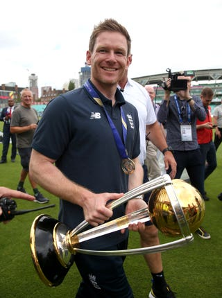 England ICC World Cup Champions Celebrations – Kia Oval