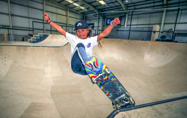 Skateboard GB Team Announcement – Graystone Action Academy
