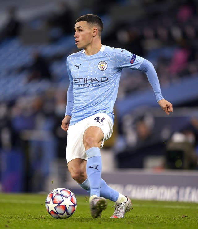 Guardiola expects Foden to improve with experience