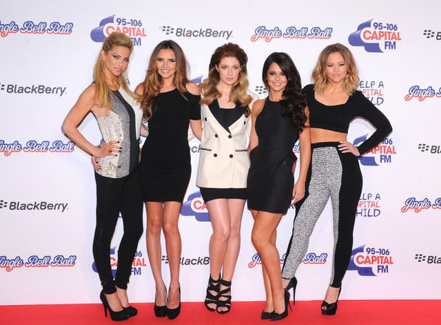 Capital FM's Jingle Bell Ball – Sunday – London