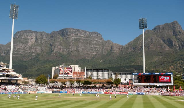 South Africa have an impressive recent record in Cape Town