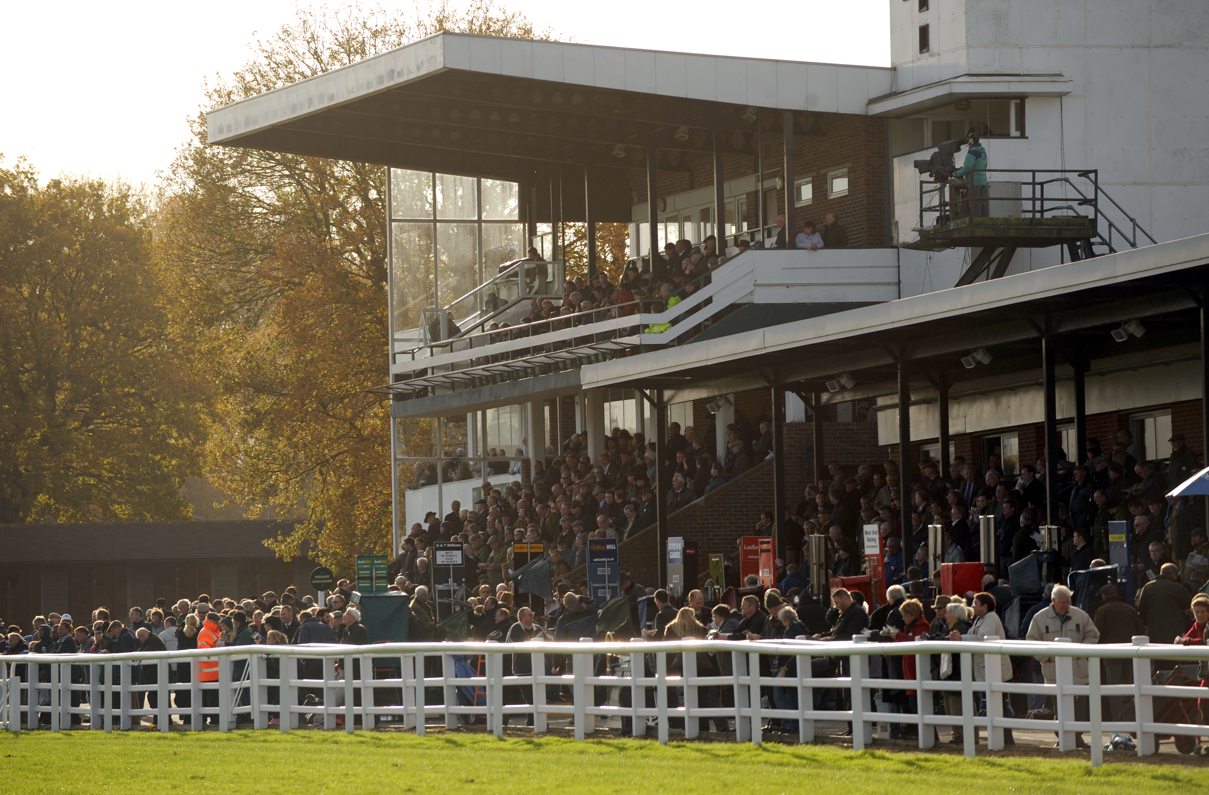 Plumpton will be one of the courses to welcome racing back on Wednesday, after the shutdown