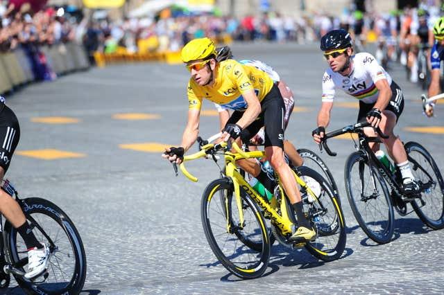 Cycling – Tour de France 2012 – Stage 20 – Rambouillet – Paris