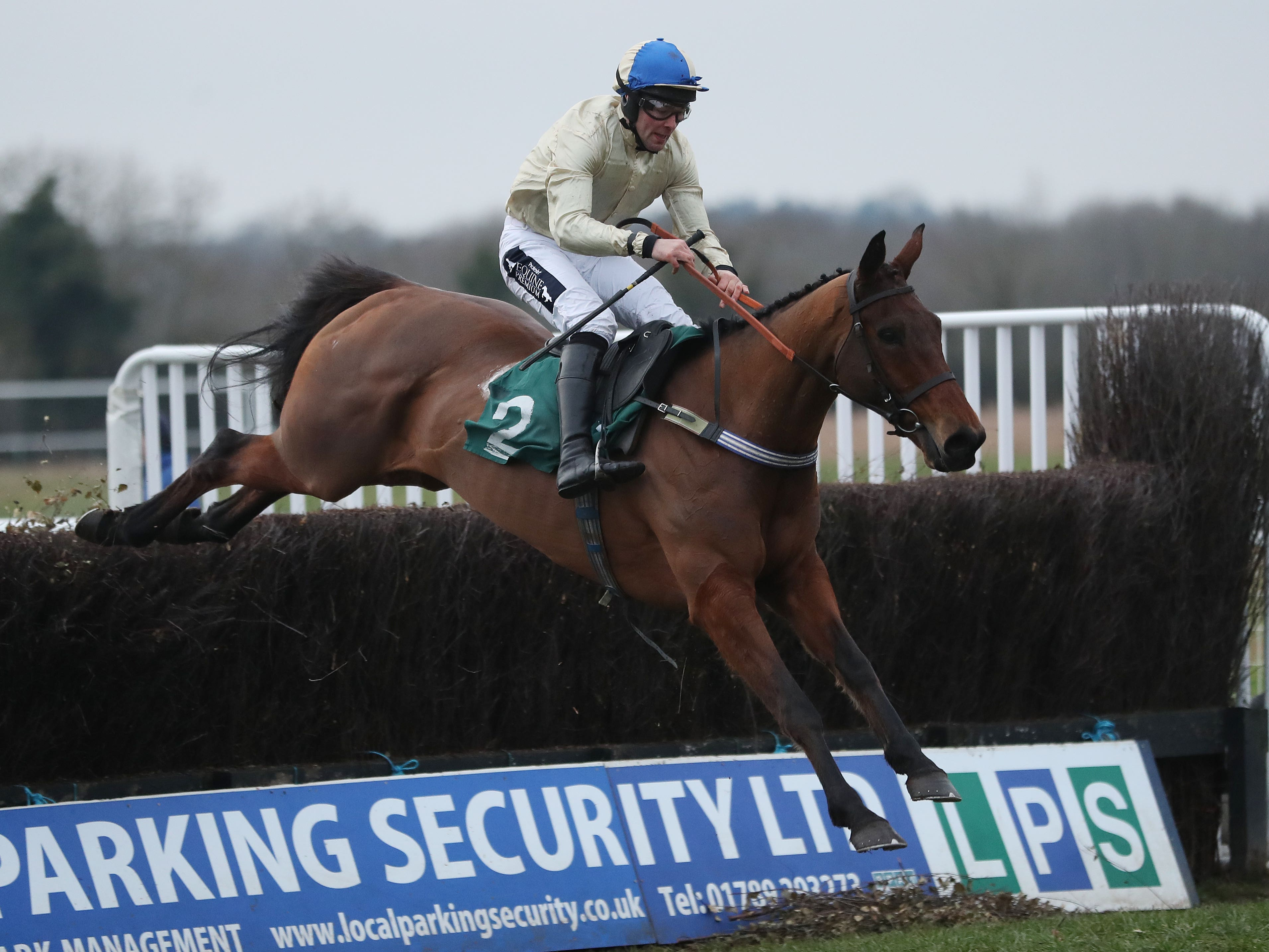 Hazel Hill is set to head straight to the St James's Place Foxhunter Chase at the Cheltenham Festival (David Davies/PA)