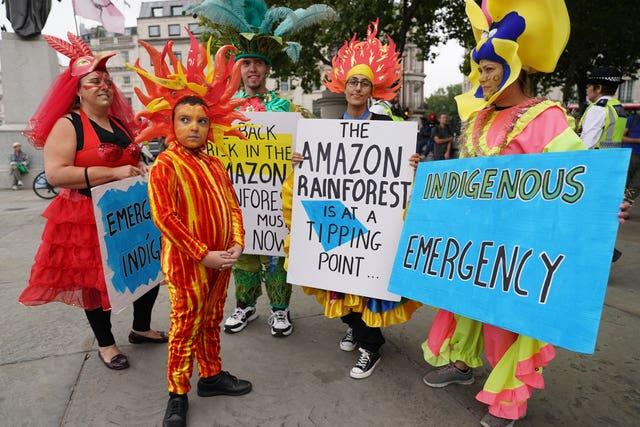 Animal Rebellion protests