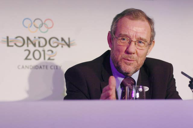 Richard Caborn helped London win the 2012 Olympics