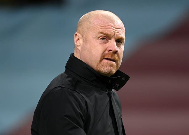 New chairman Alan Pace is a big fan of Burnley boss Sean Dyche