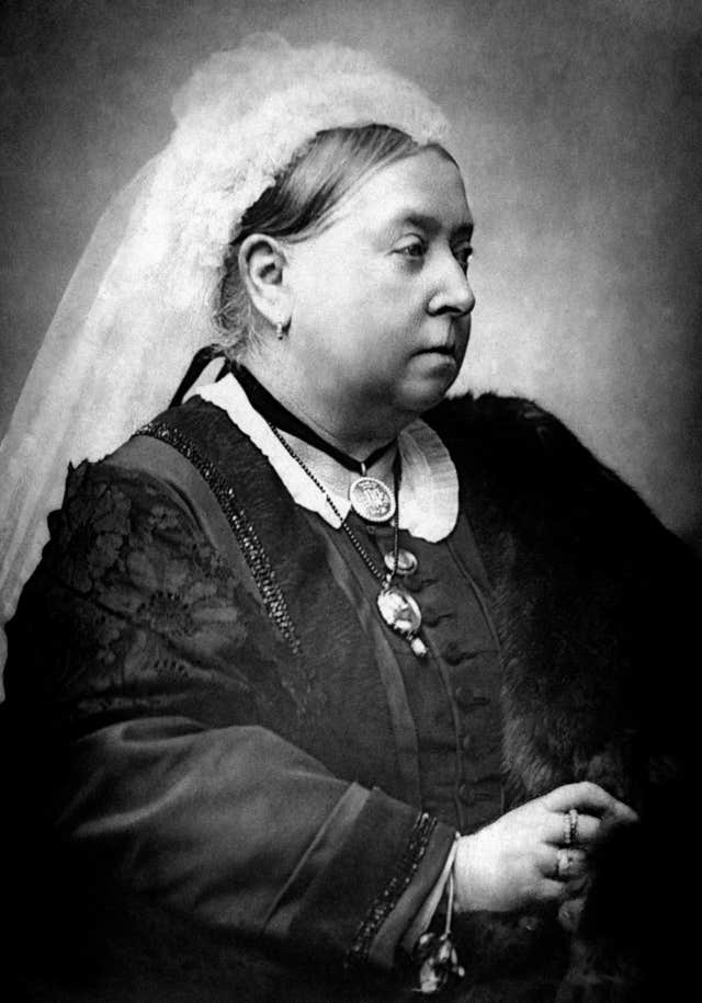 Royalty – Queen Victoria