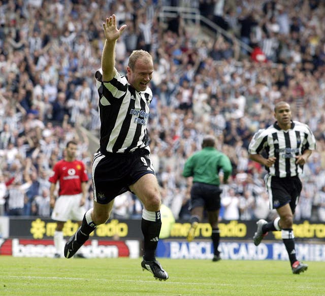 Newcastle's record goalscorer Alan Shearer helped to convince Callum Wilson to head for Tyneside