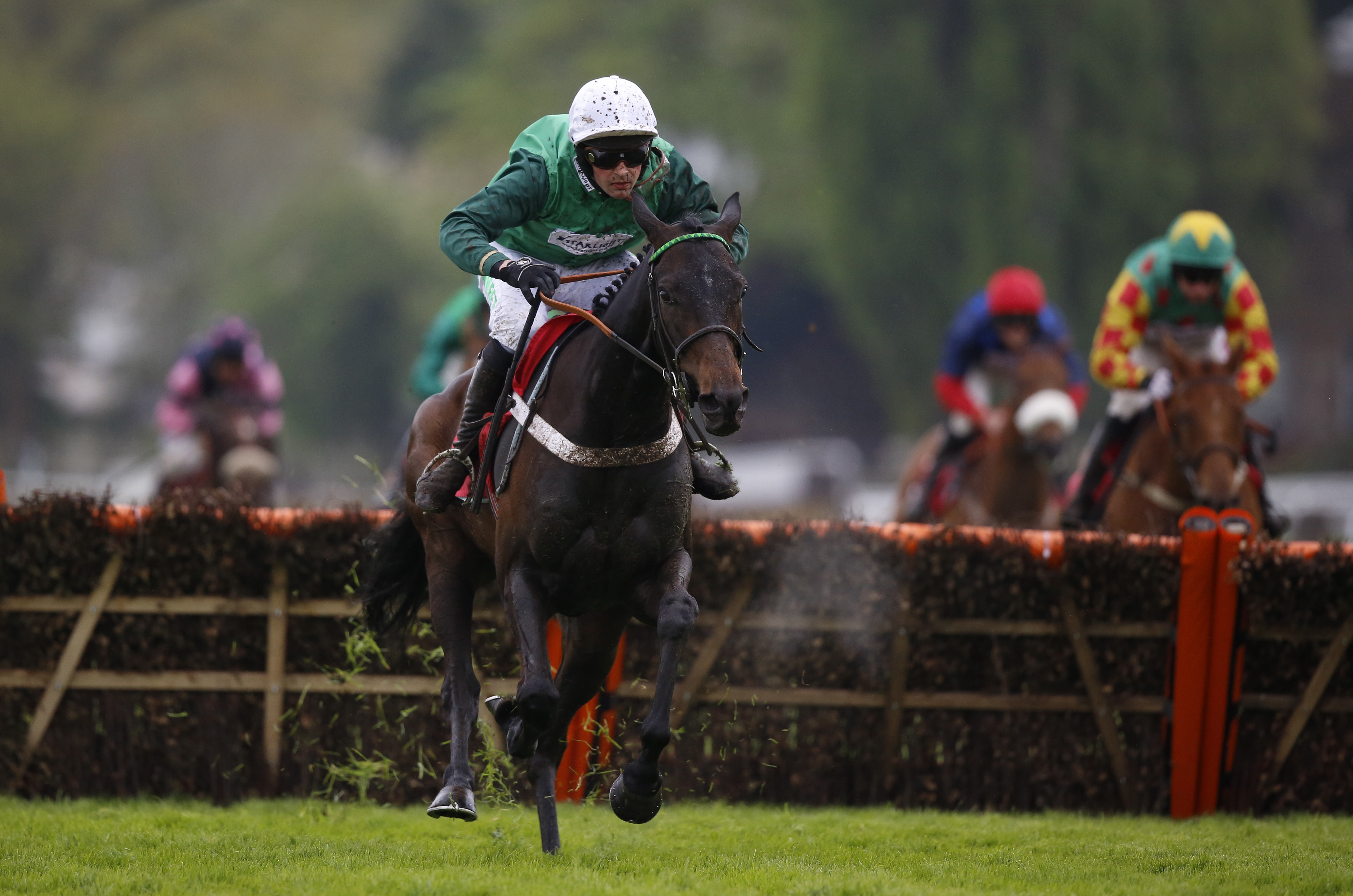 Call Me Lord is set to return to Sandown for the Contenders Hurdle