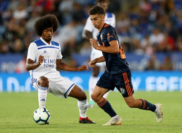 New Manchester City signing Ferran Torres was the youngest Valencia player to 50 LaLiga appearances