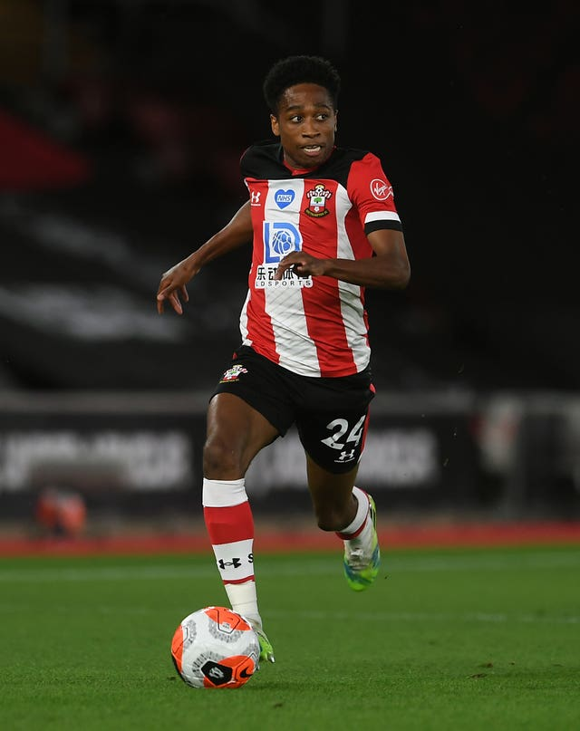 Kyle Walker-Peters is wanted by Southampton and Fulham