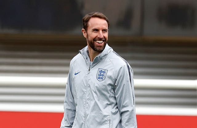 Southgate hopes England's fans behave accordingly
