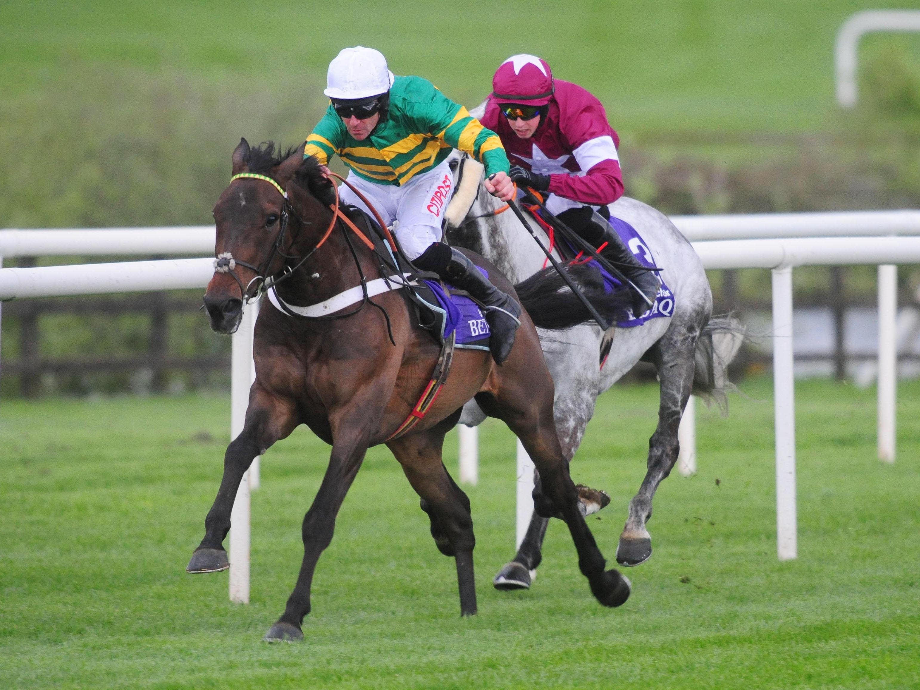 Buveur D'Air got back to winning ways at Punchestown (PA Wire)