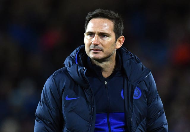 Chelsea manager Frank Lampard was unable to sign any new players over the summer
