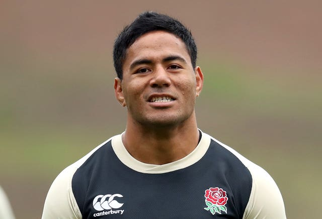 Manu Tuilagi is poised to play against Ireland, Adam Davy