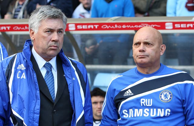 Carlo Ancelotti was sacked after only two seasons at Chelsea