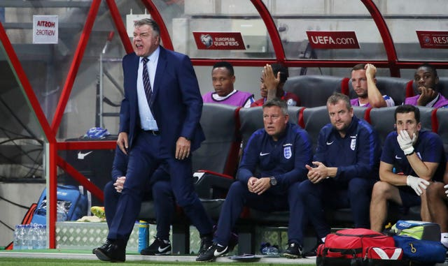 But he took charge of just one game, a 1-0 win over Slovakia, before he lost his job following comments he made in an undercover newspaper sting