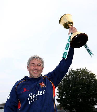 Silverwood helped Essex to County Championship glory before joining England in 2017 (Steven Paston/PA)