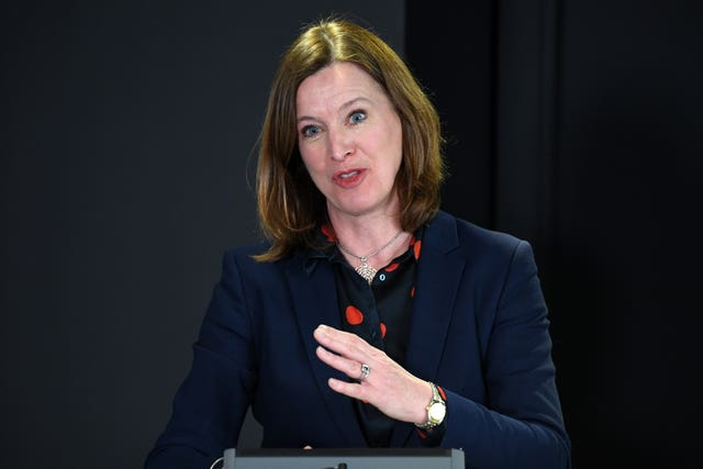 Catherine Calderwood