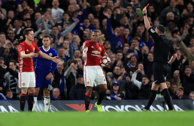 1-0 was also the scoreline in the 2017 quarter-finals, with Chelsea taking advantage of Ander Herrera's sending off at Stamford Bridge