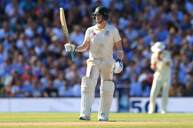 Steve Smith helped Australia retain the Ashes in England last summer