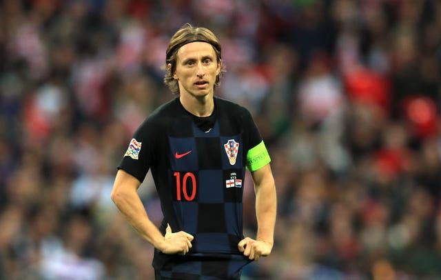 England v Croatia – UEFA Nations League – Group A4 – Wembley Stadium