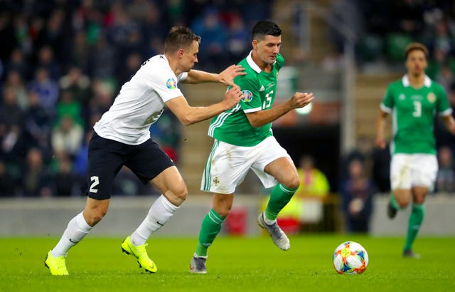 Northern Ireland v Estonia – UEFA Euro 2020 Qualifying – Group C – Windsor Park