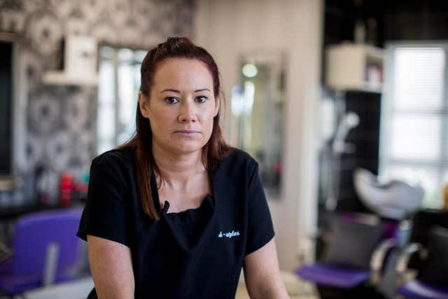 Budget Case Study Hairdressers Warn Of Jobs Threat Posed By Hike In