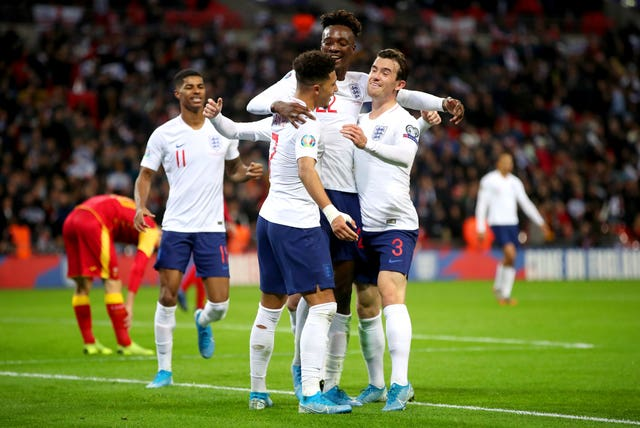 Tammy Abraham, Jadon Sancho and Ben Chilwell have been in the spotlight this week