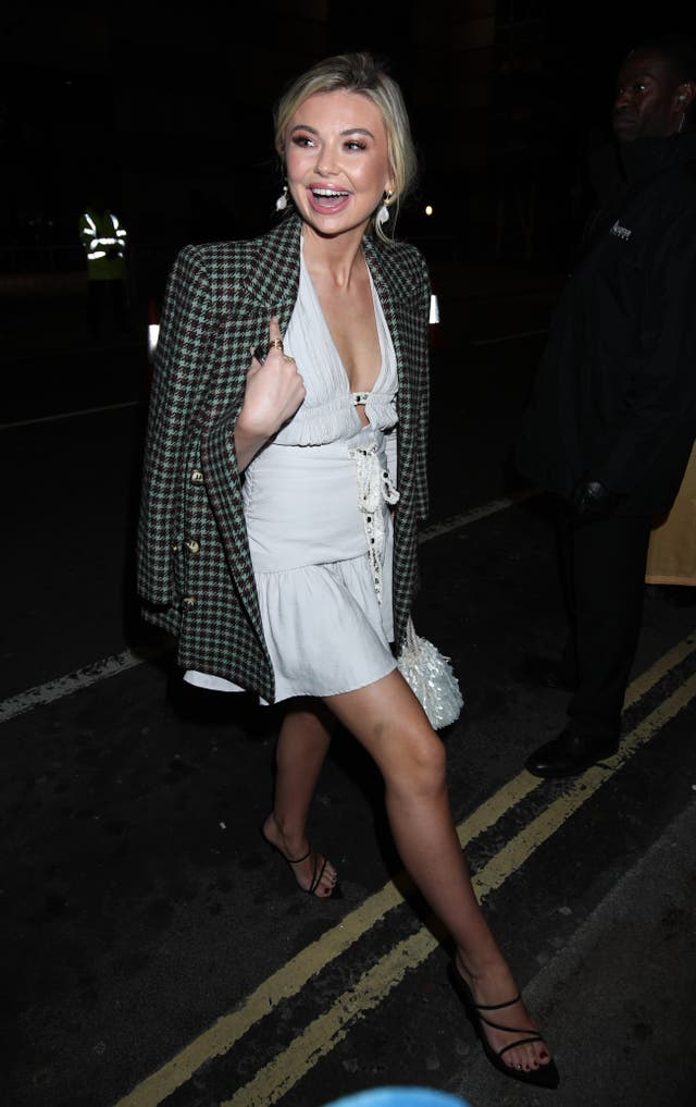 Georgia Toffolo - Brit Awards 2019 – After Party