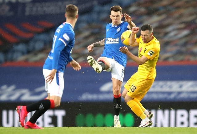 Rangers v Livingston – Scottish Premiership – Ibrox Stadium