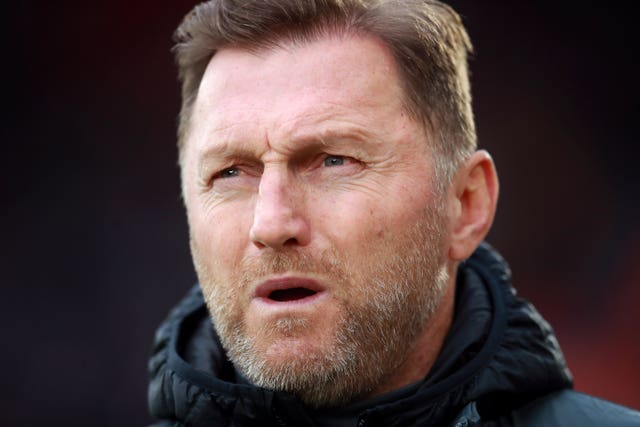 Southampton manager Ralph Hasenhuttl has injury concerns to contend with