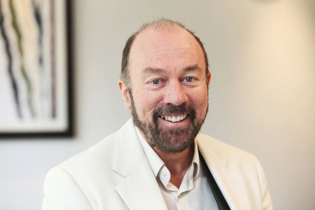 Stagecoach Chairman Sir Brian Souter