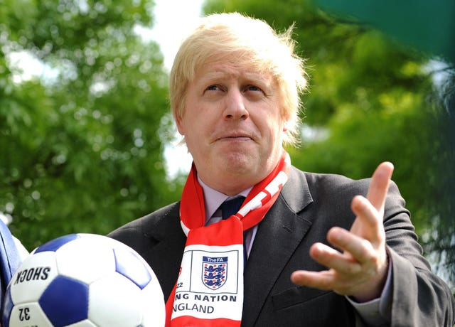 Boris Johnson appears open to the idea of hosting this summer's Euros
