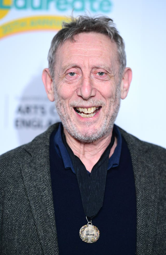 Michael Rosen coronavirus battle