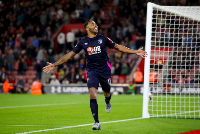 Callum Wilson has been in brilliant form for Bournemouth