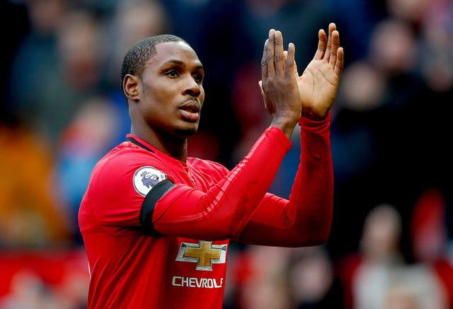 Odion Ighalo has quickly ingratiated himself to the Manchester United fanbase