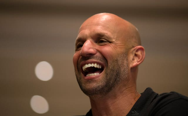Jim Mallinder started with the SRU in January