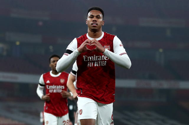 Gabriel Magalhaes has impressed for Arsenal this season