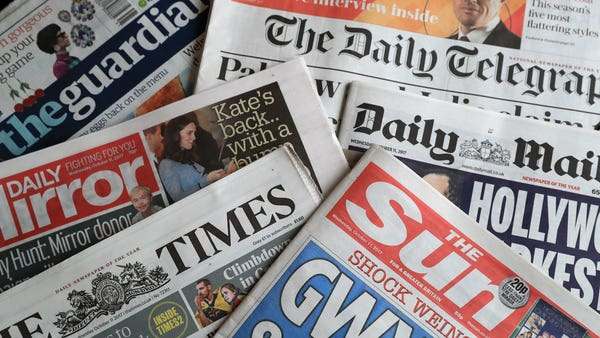 What the papers say – March 31