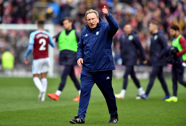 Burnley v Cardiff City – Premier League – Turf Moor