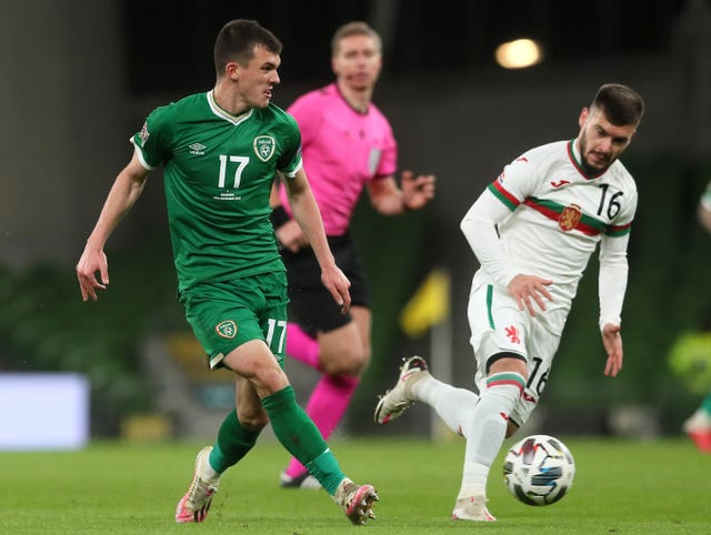 Republic of Ireland v Bulgaria – UEFA Nations League – Group B4 – Aviva Stadium