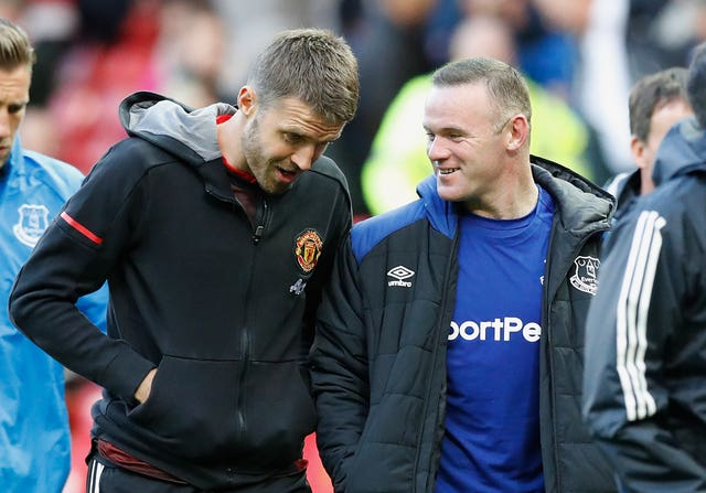 Rooney is still connected to the United squad and staff