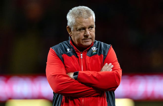 Warren Gatland has some selection issues to contend with